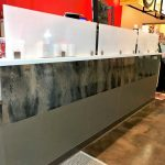 Commercial Cabinets for Coffee Shop