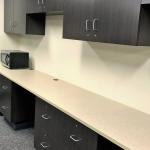 Plastic Laminate Cabinets