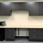 Peterson Hall Cabinets and Countertops