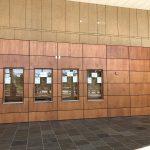 Custom Box Office Wall & Windows