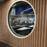Custom Interior Window Frames