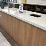 Commercial Quartz Countertops at SDSU Wellness Center
