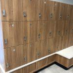 Custom Lockers for SDSU Wellness Center