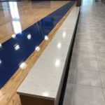 SDSU Wellness Center Gym Bench