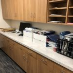 Copy Room and Mail Room Cabinets