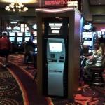 ATM Single Kiosk