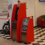 Interior Kiosks