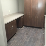 Custom Church Cabinetry