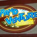 Grand Venture Interior signage
