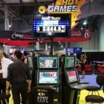 Hot Games Edglit Sign