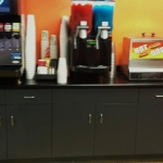 Commercial Beverage Station