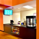 Custom Commercial Casework, Concession Stand