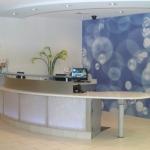 Hotel Millwork/Reception Desk