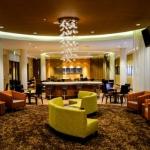 Hotel Lobby Millwork