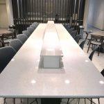 Cambria Quartz Communal Table