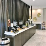 Hotel Coffee Bar Cabinetry