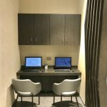 Hotel  Business Center Cabinets