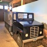 Custom Semi Cab/Trailer Exhibit