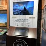 Hi-End Kiosk Informational Exhibit