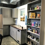 Laminate Cabinets and Shelves