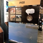 Interior Graphics for Exhibits