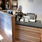 Reception Desk for Ag Barn