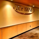 Interior Signage for TCF Financial