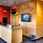 Commercial Cabinetry for TCF Financial
