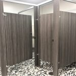 Bathroom Partitions for Fitness Centers