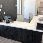 Student Housing Reception Desk