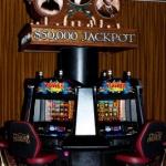 Interior Casino Sign