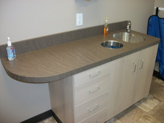 Health Services Custom Cabinetry Amp Millwork Today S