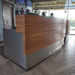 Hi End Commercial Cabinetry