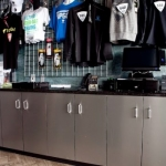 Custom Cabinetry for Commercial Business