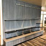 Auto Dealer Retail Display Cabinet