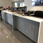Service Department Cabinetry