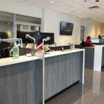 Auto Dealer Service Department Cabinets