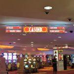Casino Floor Signs