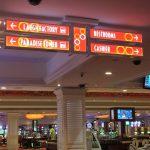 Casino Floor Directional Signage