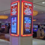 Casino Promotional Signage