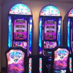 Slot Machine Chair Backs