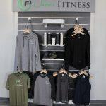 Boutique Gym Retail Displays