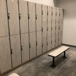 Custom Lockers for Boutique Gyms