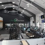 Fitness Center Interior Signage