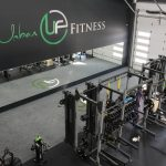 Boutique Gym Wall Graphics