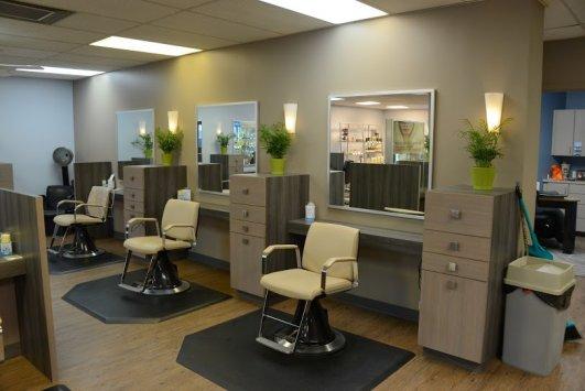Commercial Cabinetry. Commercial Cabinetry & Custom Commercial Cabinetry for Vanessenu0027s Hair Design