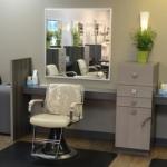 Salon Cabinets