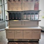 Mobile Retail Display for  Fitness Centers