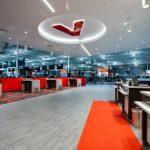 Fitness Center Custom Cabinetry
