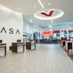 Custom Cabinetry for VASA Fitness